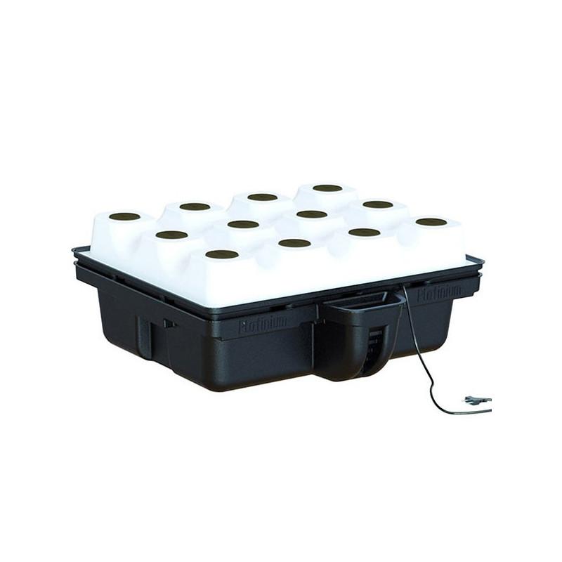 Platinium Hydroponics - AeroTop 80 (12 plantes) - MJ 1000 , système aéroponique