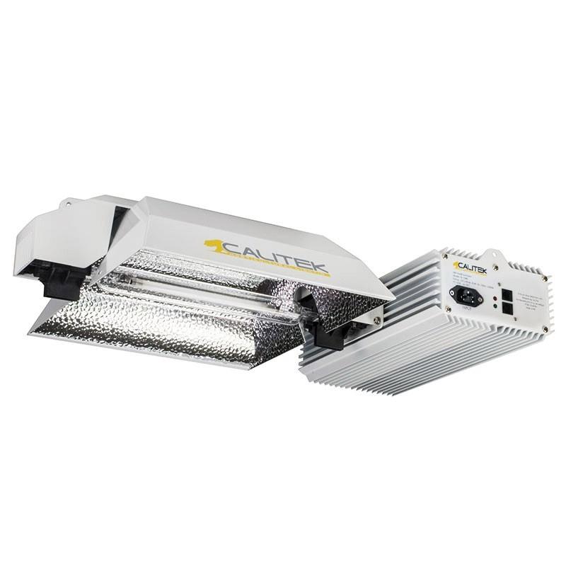 KIT CALITEK PRO DOUBLE ENDED CMH 630 W FLORAISON 3100K E-Link + dimmer Super Par 15%
