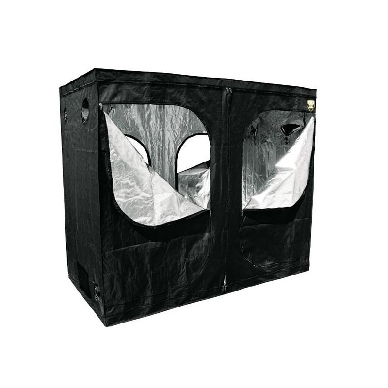 Black box v 2 240x120x200 grossiste hydroponique - Chambre de culture 80x80x180 ...