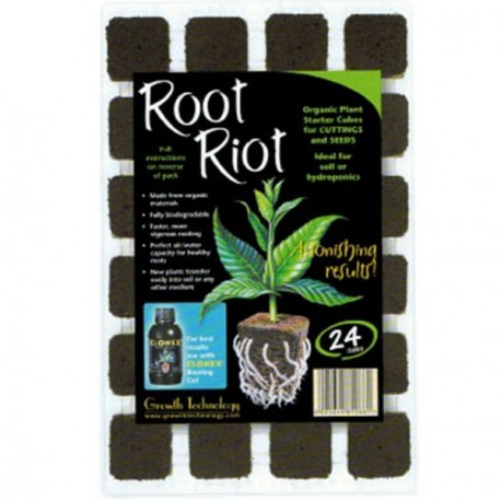 ROOTRIOT 24PCS SOUS BLISTER