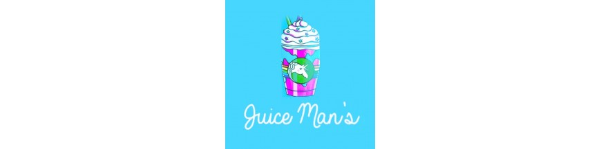 Grossiste E-liquides Juice Man's