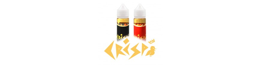 Grossiste E-liquides Crispi Vape Co
