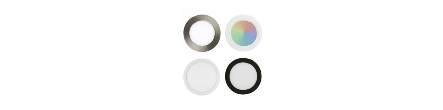 Grossiste Dalle led extra plate ronde